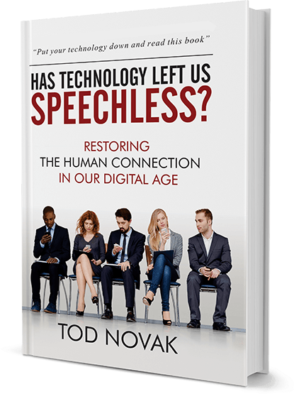 Has technology left us speechless?